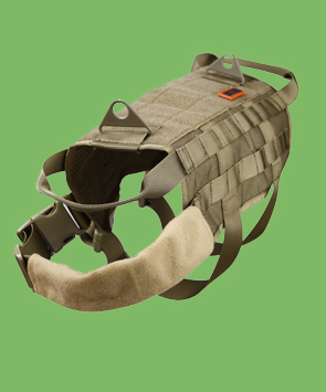 Onetigris Tactical Dog Harness Vest For Training